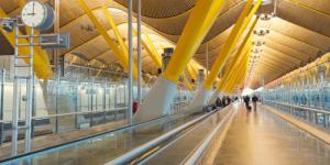 Take a lap through theAirport - Healthy Anywhere
