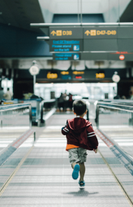 Take a lap in the airport - Healthy Anywhere