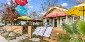 Bento picnic ATX healthy eats Austin
