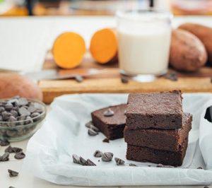 healthy vegan gluten-free brownies delicious in Berkeley, CA