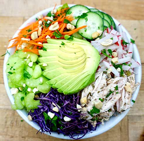 one of the healthiest plant-based, paleo organic restaurants in San Francisco